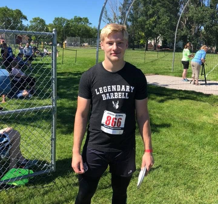 Austin Widmer Qualifies for USATF National Meet