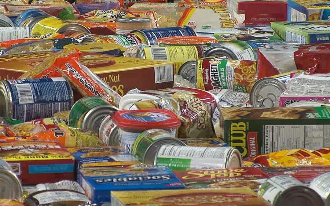 Serving Others: Battle of the Cans for Fill the Dome