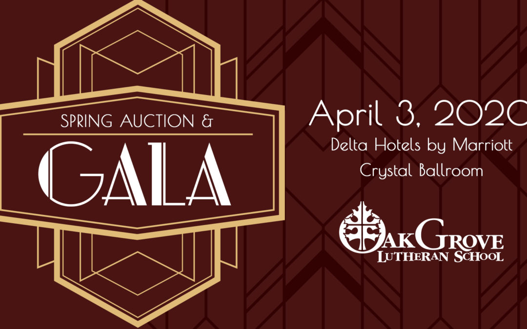 Oak Grove's Spring Auction & Gala