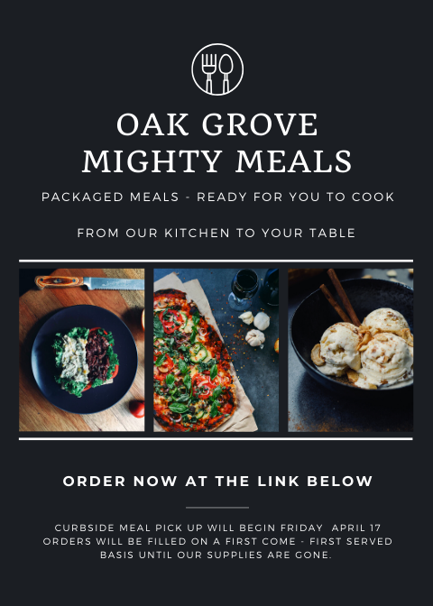 Oak Grove Mighty Meals