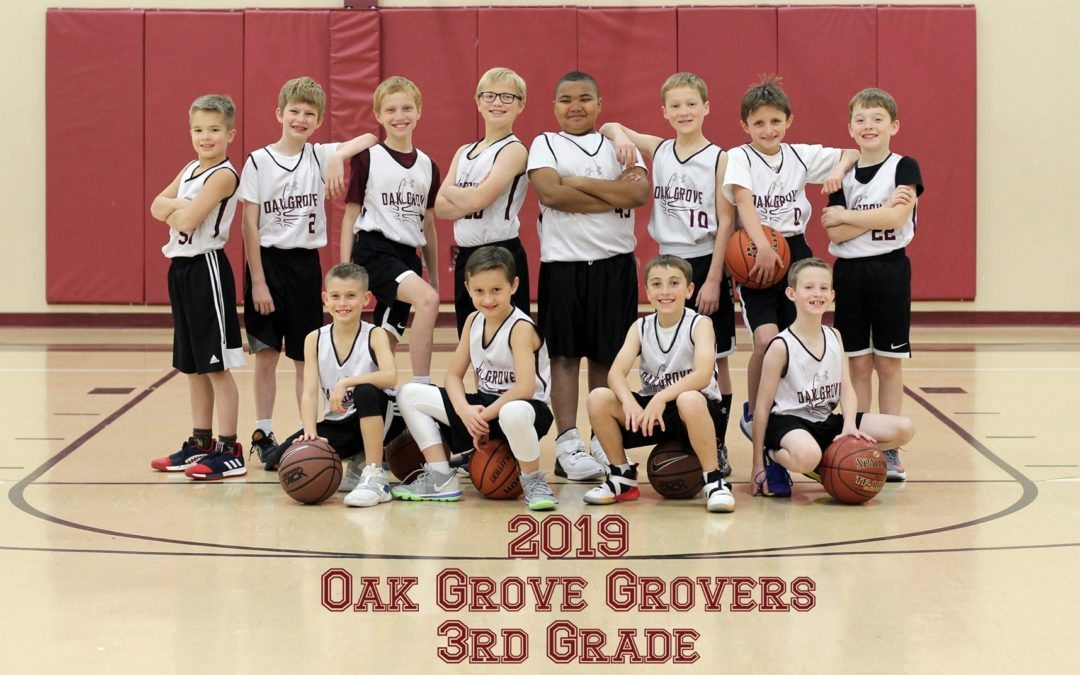 2020 Grover Youth Basketball